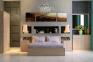 Кровать без основания Sanvut КШС1600 0