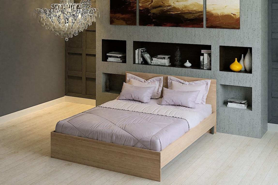 Кровать с основанием Sanvut КШС900